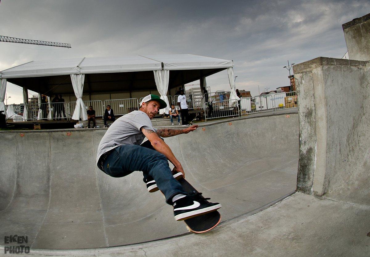 Dave crailslide at Ultrabowl, photo Eken.